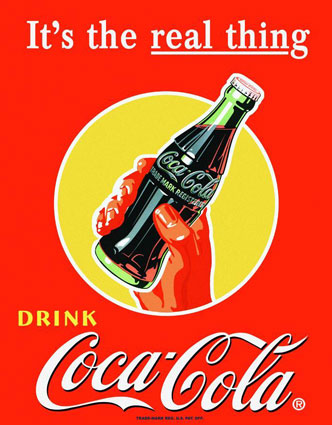 Coca Cola Sells Products In Over 200 Countries And Is One Of The Worlds Most Well Known Brands Likes To Market Itself As Real Thing